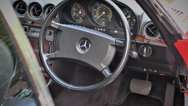 RESERVE LOWERED - 1987 Mercedes-Benz 300 SL For Sale (picture 34 of 151)