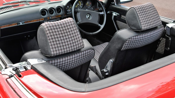 RESERVE LOWERED - 1987 Mercedes-Benz 300 SL For Sale (picture 32 of 151)
