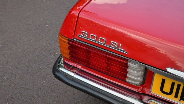 RESERVE LOWERED - 1987 Mercedes-Benz 300 SL For Sale (picture 82 of 151)