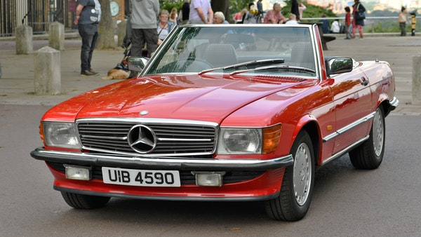 RESERVE LOWERED - 1987 Mercedes-Benz 300 SL For Sale (picture 1 of 151)