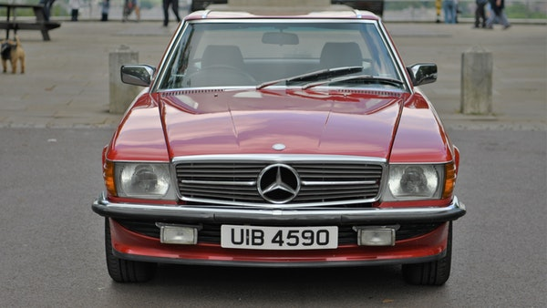 RESERVE LOWERED - 1987 Mercedes-Benz 300 SL For Sale (picture 4 of 151)