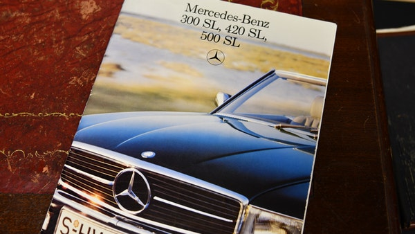 1987 Mercedes-Benz 300 SL For Sale (picture 111 of 148)
