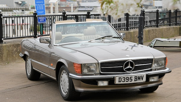 1987 Mercedes-Benz 300 SL For Sale (picture 3 of 148)