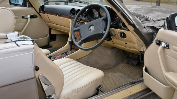 1987 Mercedes-Benz 300 SL For Sale (picture 29 of 148)