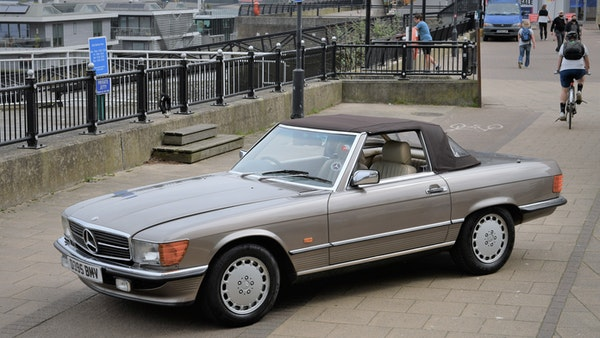 1987 Mercedes-Benz 300 SL For Sale (picture 21 of 148)