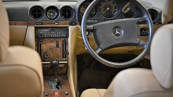 1987 Mercedes-Benz 300 SL For Sale (picture 34 of 148)