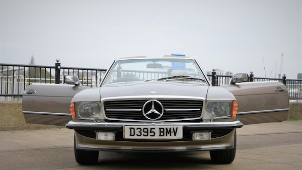 1987 Mercedes-Benz 300 SL For Sale (picture 23 of 148)