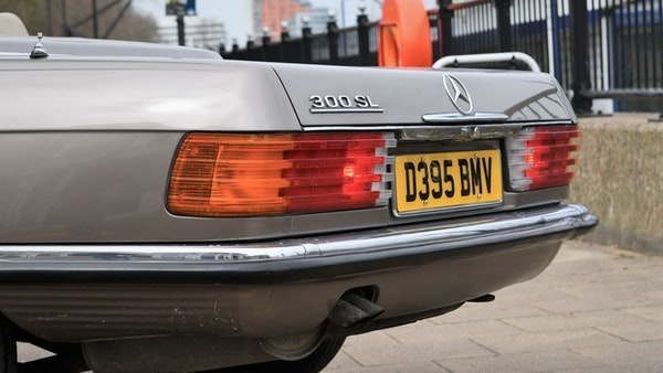 1987 Mercedes-Benz 300 SL For Sale (picture 69 of 148)