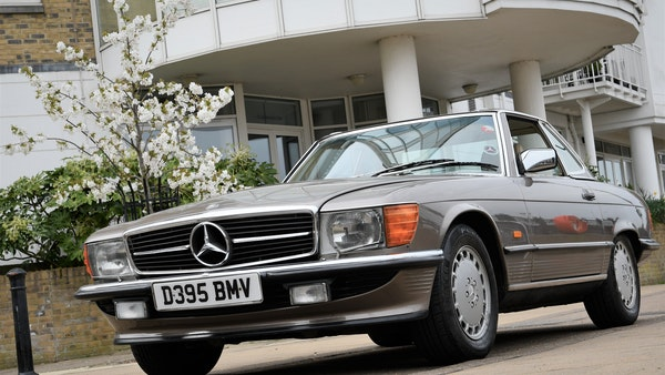 1987 Mercedes-Benz 300 SL For Sale (picture 12 of 148)