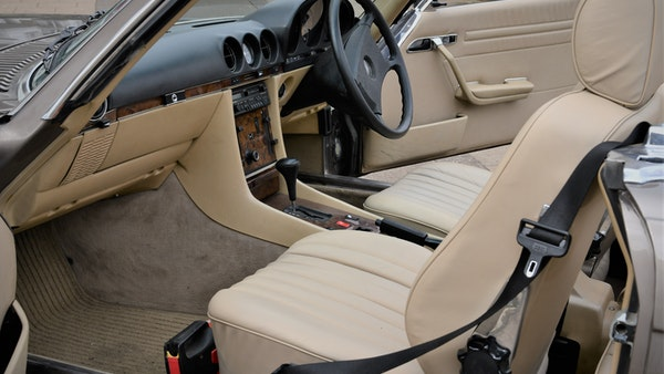 1987 Mercedes-Benz 300 SL For Sale (picture 30 of 148)