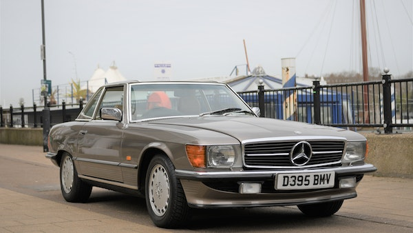 1987 Mercedes-Benz 300 SL For Sale (picture 9 of 148)