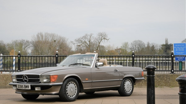 1987 Mercedes-Benz 300 SL For Sale (picture 6 of 148)