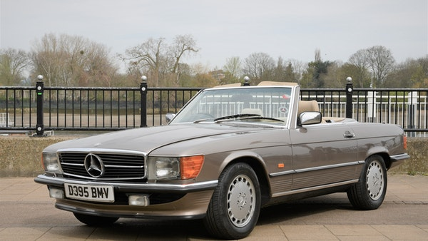 1987 Mercedes-Benz 300 SL For Sale (picture 1 of 148)