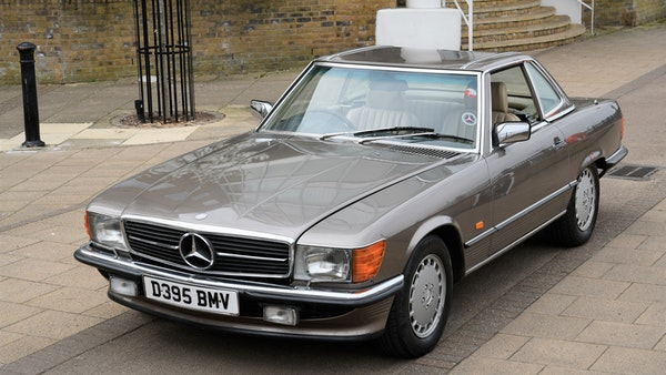 1987 Mercedes-Benz 300 SL For Sale (picture 11 of 148)