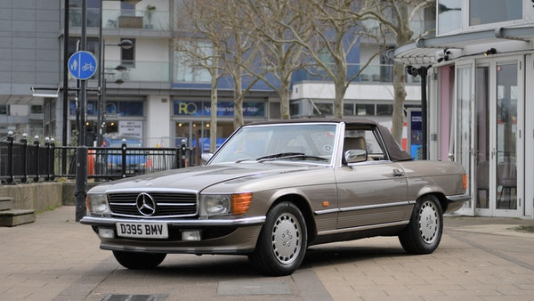 1987 Mercedes-Benz 300 SL For Sale (picture 19 of 148)