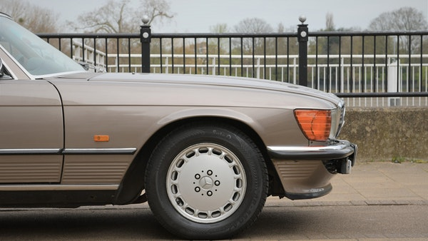 1987 Mercedes-Benz 300 SL For Sale (picture 65 of 148)