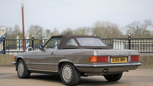 1987 Mercedes-Benz 300 SL For Sale (picture 17 of 148)
