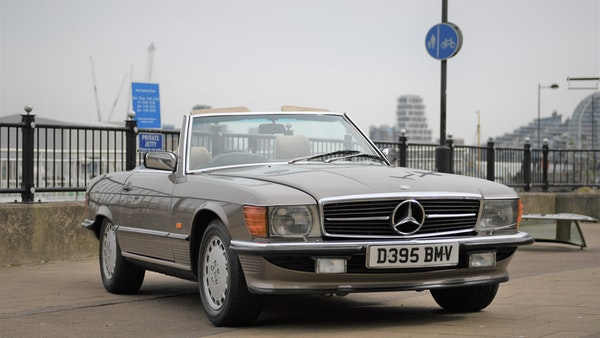 1987 Mercedes-Benz 300 SL For Sale (picture 7 of 148)