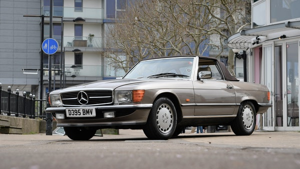 1987 Mercedes-Benz 300 SL For Sale (picture 20 of 148)
