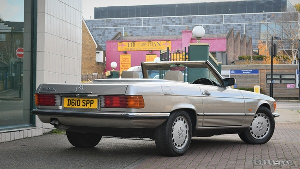 RESERVE REMOVED - 1987 Mercedes-Benz 300 SL For Sale (picture 4 of 136)