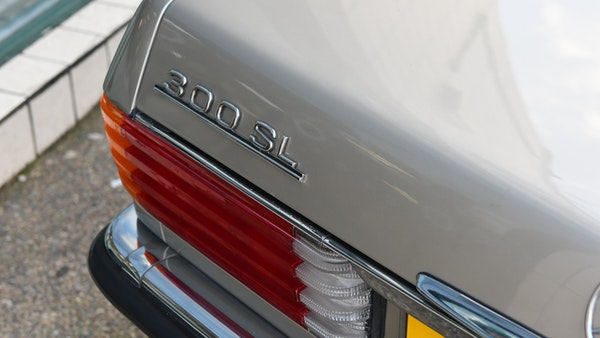 RESERVE REMOVED - 1987 Mercedes-Benz 300 SL For Sale (picture 43 of 136)