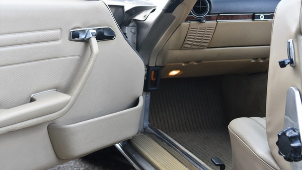 RESERVE REMOVED - 1987 Mercedes-Benz 300 SL For Sale (picture 41 of 136)