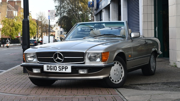 RESERVE REMOVED - 1987 Mercedes-Benz 300 SL For Sale (picture 1 of 136)