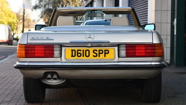 RESERVE REMOVED - 1987 Mercedes-Benz 300 SL For Sale (picture 5 of 136)