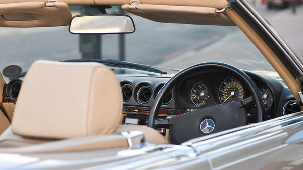 RESERVE REMOVED - 1987 Mercedes-Benz 300 SL For Sale (picture 15 of 136)