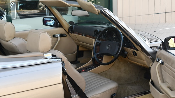 RESERVE REMOVED - 1987 Mercedes-Benz 300 SL For Sale (picture 14 of 136)