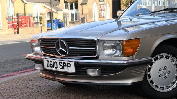 RESERVE REMOVED - 1987 Mercedes-Benz 300 SL For Sale (picture 47 of 136)