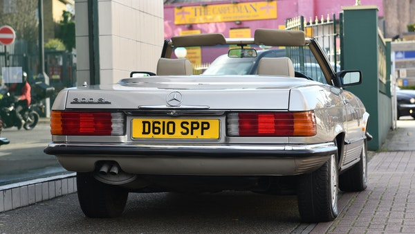 RESERVE REMOVED - 1987 Mercedes-Benz 300 SL For Sale (picture 7 of 136)