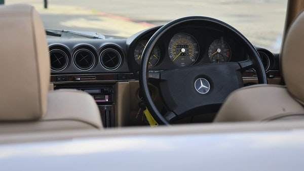 RESERVE REMOVED - 1987 Mercedes-Benz 300 SL For Sale (picture 17 of 136)