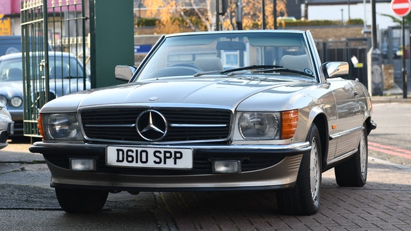 RESERVE REMOVED - 1987 Mercedes-Benz 300 SL For Sale (picture 3 of 136)