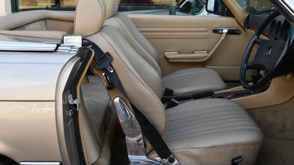 RESERVE REMOVED - 1987 Mercedes-Benz 300 SL For Sale (picture 33 of 136)