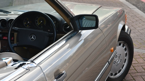 RESERVE REMOVED - 1987 Mercedes-Benz 300 SL For Sale (picture 48 of 136)