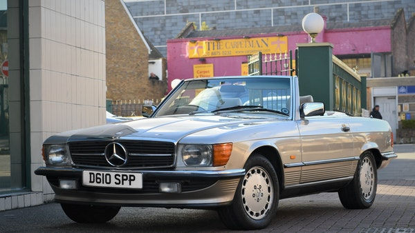 RESERVE REMOVED - 1987 Mercedes-Benz 300 SL For Sale (picture 6 of 136)