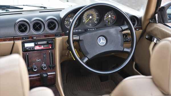 RESERVE REMOVED - 1987 Mercedes-Benz 300 SL For Sale (picture 18 of 136)