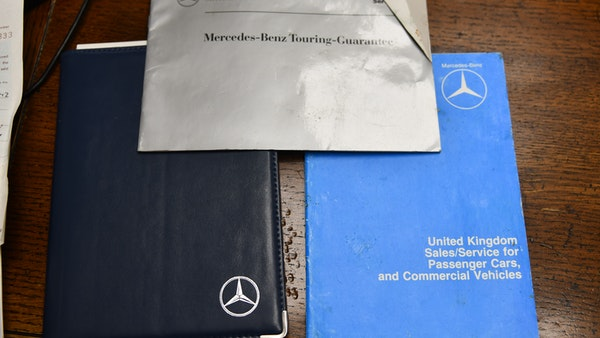 RESERVE REMOVED - 1987 Mercedes-Benz 300 SL For Sale (picture 103 of 136)