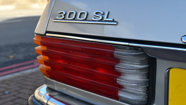 RESERVE REMOVED - 1987 Mercedes-Benz 300 SL For Sale (picture 45 of 136)