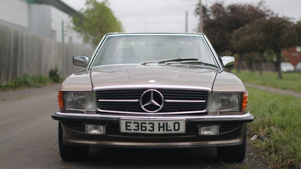 RESERVE LOWERED - 1988 Mercedes-Benz 300 SL For Sale (picture 14 of 285)