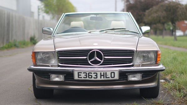 RESERVE LOWERED - 1988 Mercedes-Benz 300 SL For Sale (picture 3 of 285)