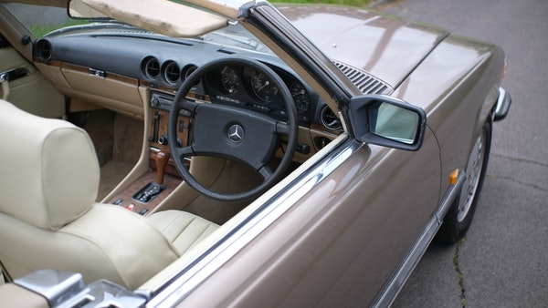 RESERVE LOWERED - 1988 Mercedes-Benz 300 SL For Sale (picture 47 of 285)