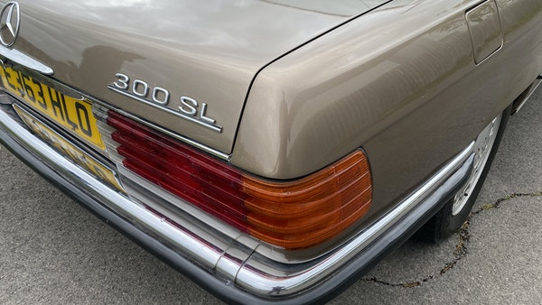 RESERVE LOWERED - 1988 Mercedes-Benz 300 SL For Sale (picture 94 of 285)