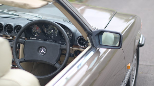 RESERVE LOWERED - 1988 Mercedes-Benz 300 SL For Sale (picture 32 of 285)