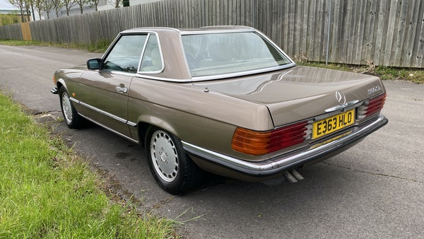 RESERVE LOWERED - 1988 Mercedes-Benz 300 SL For Sale (picture 21 of 285)