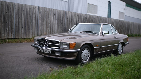 RESERVE LOWERED - 1988 Mercedes-Benz 300 SL For Sale (picture 17 of 285)
