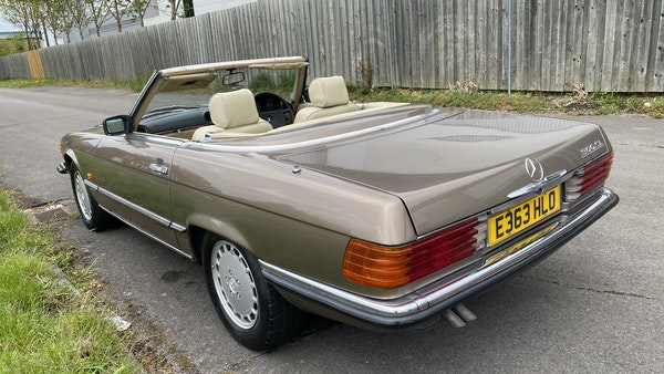 RESERVE LOWERED - 1988 Mercedes-Benz 300 SL For Sale (picture 10 of 285)
