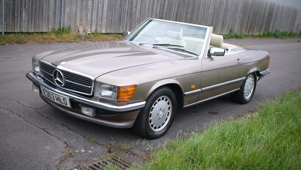RESERVE LOWERED - 1988 Mercedes-Benz 300 SL For Sale (picture 6 of 285)