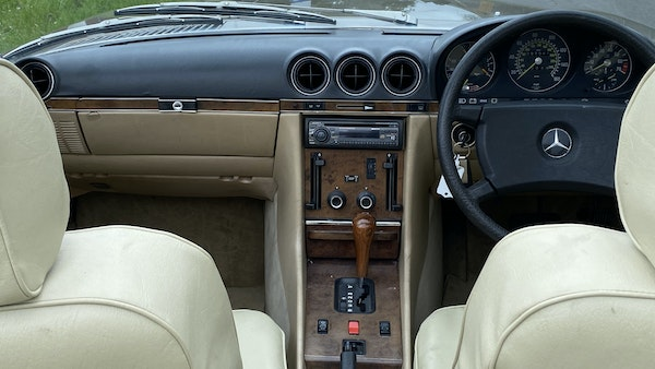 RESERVE LOWERED - 1988 Mercedes-Benz 300 SL For Sale (picture 124 of 285)